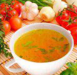 Caldo De Verduras Recetas Caseras