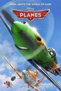 Estreno en España de la película Aviones