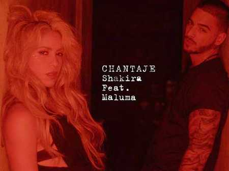 Chantaje, de Shakira ft. Maluma