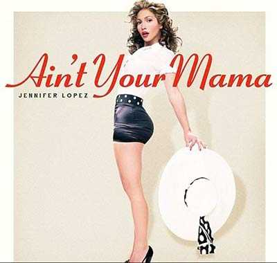 i aint your mama