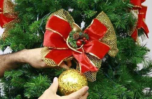adornos navidad poliespan