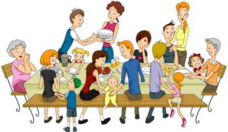 la familia - canción para los más peques