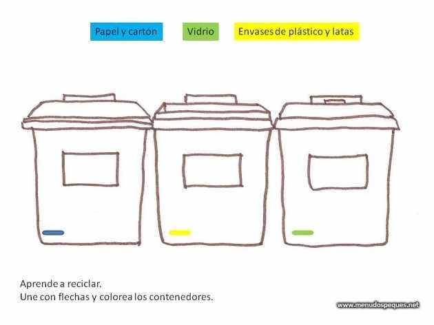La Tierra   Medio Ambiente | Láminas para Colorear | Recursos