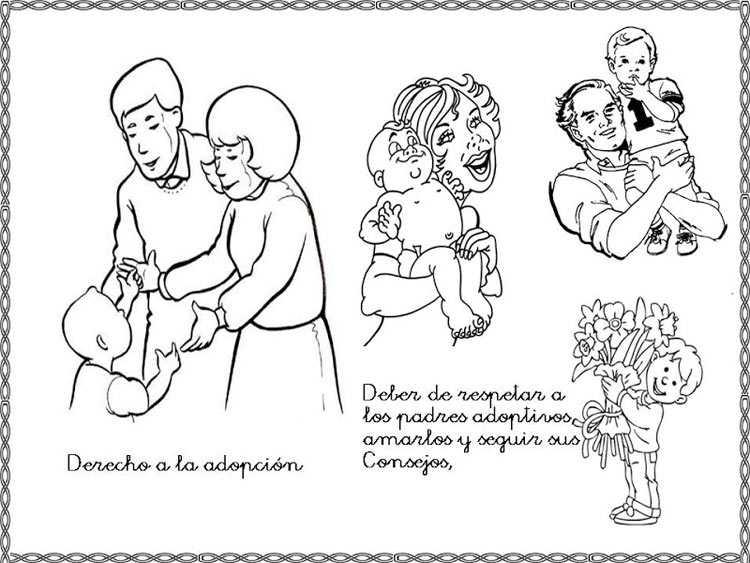 Derecho A La Adopción