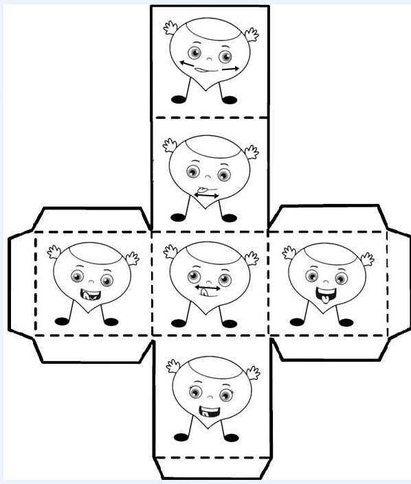 Caja Castañas Dibujos Otoño