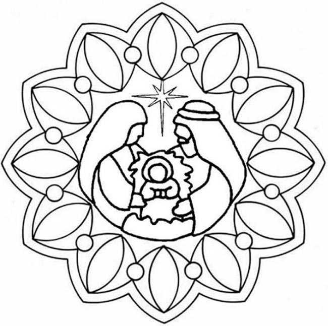 Mandala Navideño