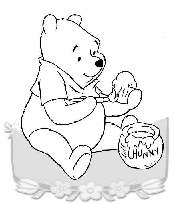 Winnie The Pooh 07