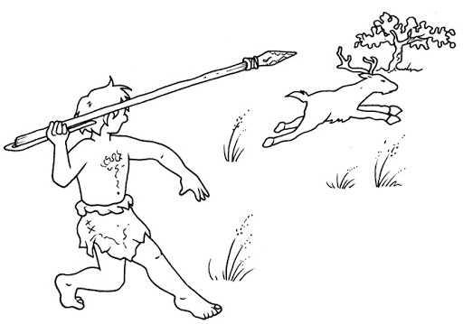 La Caza - Prehistoria
