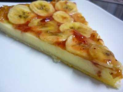 Rica receta para hacer una Pastel de Plátano con los niños de la casa