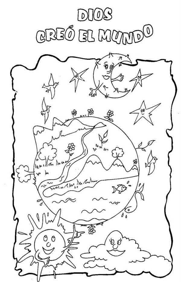 La creación para dibujar - Imagui