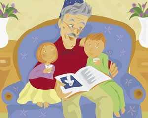 poesía para los abuelos o personas mayores