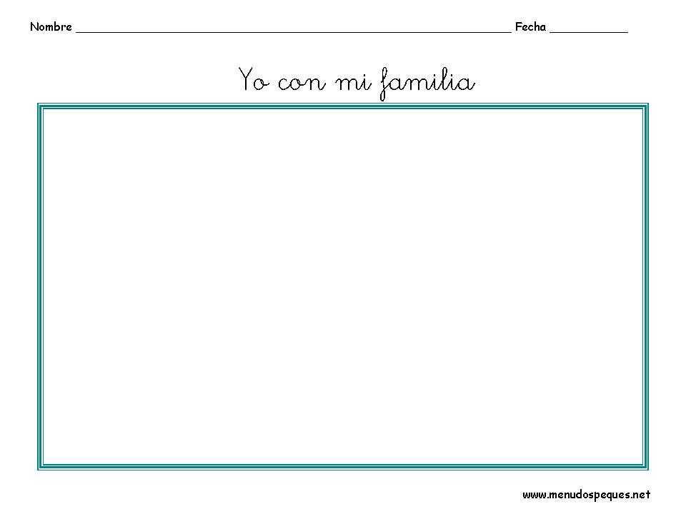 actividades para el día de la familia