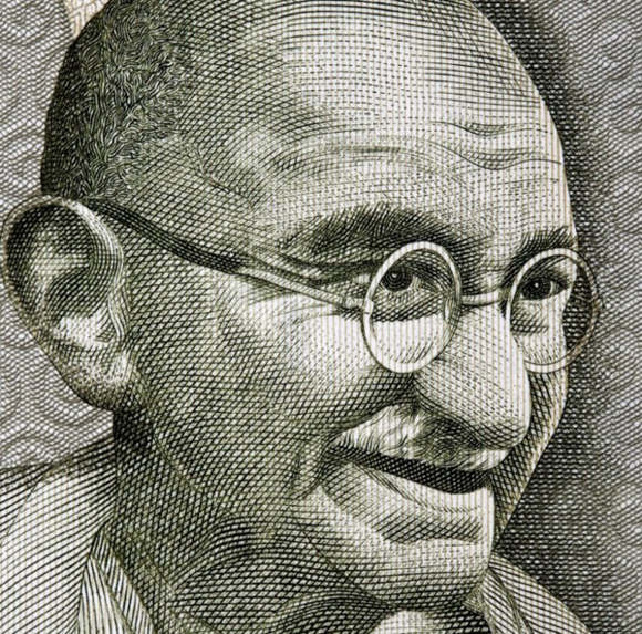 Las Frases de Gandhi, pps, Power Point