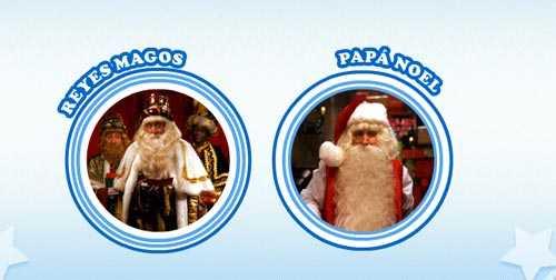 Mensajes Personalizados de los Reyes Magos y Santa Claus para los Niños