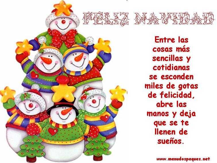 mensajes para enviar en navidad tarjetas de navidad